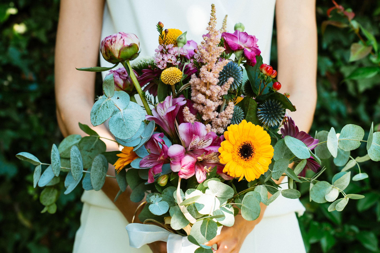 Marriage Civile Photographie Bouquet marriée