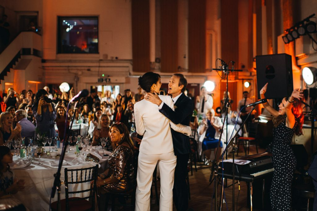 Studio 2 Abbey Road wedding